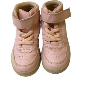 H&M Pink Girls Size 9 Boots